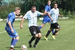 Ve Třech Dvorech se uskutečnil letní turnaj. Z vítězství se radovali domácí fotbalisté (v červeném).