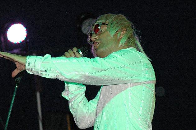 Vladimír Hron v představení Abeceda hvězd