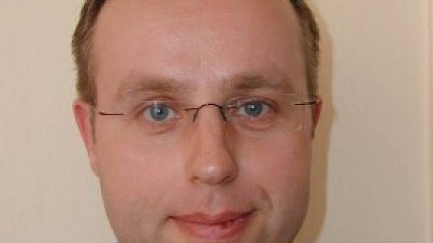 Poslanec a kolínský radní Ondřej Plašil.