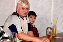Starostova dvanáctka hrála pro seniory v Radimi