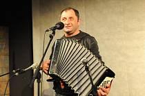 Václav Koubek přivezl Pavla Fajta a oba bavili Studiovou scénu