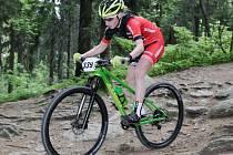 Jana Czeczinkarová dojela ve Švýcarsku na skvělém sedmém místě.