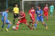 Z utkání FK Kolín U19 - Varnsdorf (2:1).