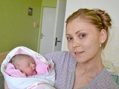 Beáta Blažková se poprvé podívala na maminku Kateřinu a tatínka Dušana 16. ledna 2014. Beátka se pyšnila výškou 52 centimetry a 4095 gramů. Rodiče si svou prvorozenou odvezli do Čáslavi.