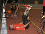 Kemp Sportovní akademie Zuzany Hejnové ve Veletově