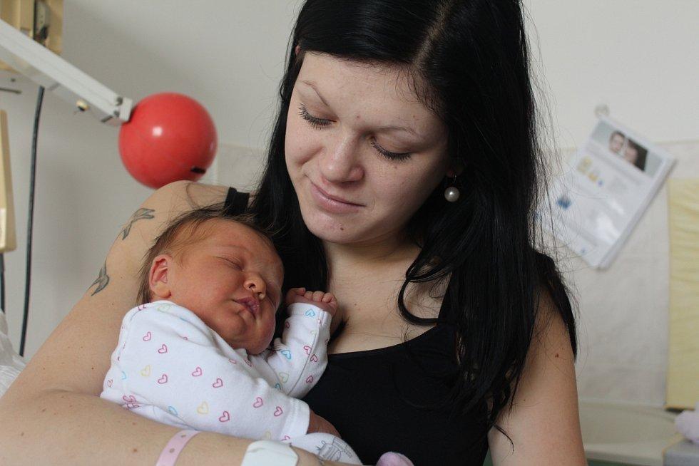 Nikola Kubalíková přišla na svět 1. ledna 2018, měřila 50 centimetrů a vážila 3895 gramů. K čtyřleté sestřičce Samantě si ji domů do Kouřimi odvezli rodiče Radka a Filip.