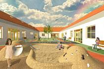 Jak bude vypadat nová cerhenická školka
