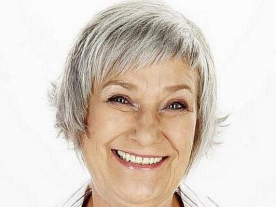 Irena Fuchsová - spisovatelka, fejetonistka.