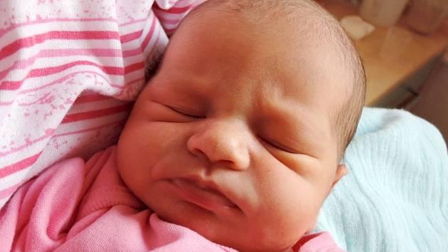 Viktorie Hoxha se poprvé podívala na maminku Nikolu a tatínka Jana 25. října 2016. Po porodu měřila 49 centimetrů a vážila 3320 gramů. Rodina žije vPečkách.