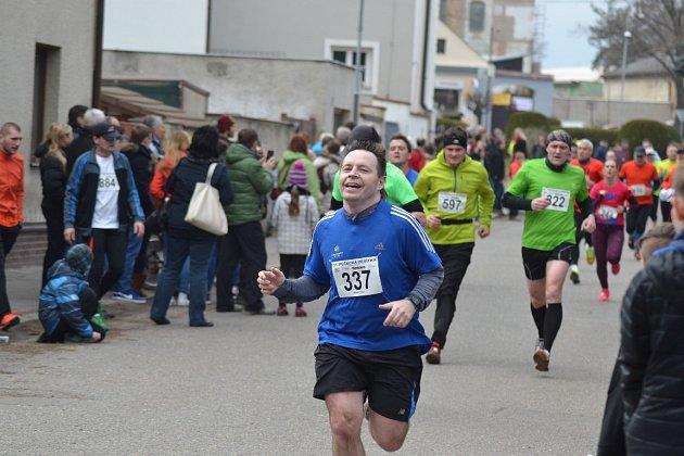 Pečecká desítka je oblíbeným běžeckým závodem s dlouhou historií.
