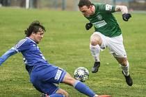 Z utkání FK Kolín - Velké Hamry (2:0).