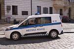 Městská policie Kolín dopadla opilého řidiče.