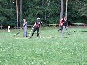 Na hřišti se konalo 5. kolo Polabské ligy