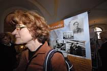 V synagoze představují život a dobu Karla Čapka