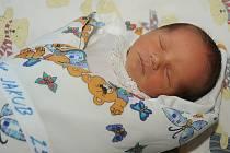 Jakub Franc, vážící 2 540 gramů a měřící 45 centimetrů, se narodil 8. dubna. Domů do Kolína si jej coby prvorozeného odvezli rodiče Kateřina a Tomáš.