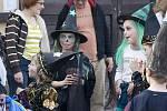 Hon na čarodějnice v Polepech 2010