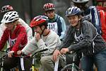 Oblastní kolo dopravní soutěže v Kolíně. 12.5.2009