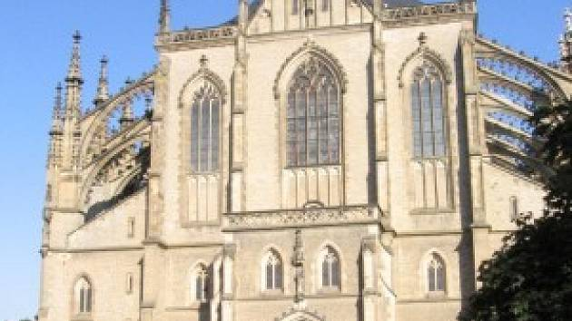 Chrám svaté Barbory patří nejen ke klenotům Kutné Hory, ale celé České republiky.