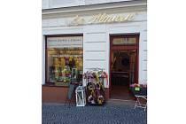 Obchod La Almara v Kouřimské ulici v Kolíně