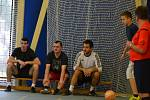 Fotbalisté se utkali v halovém turnaji