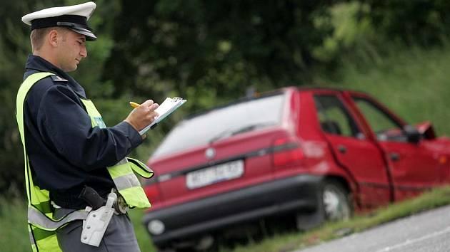 Dopravní nehoda u Kostelce n. Č. l. - 31. 5. 09