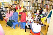 Z cyklu besed pro děti v Městské knihovně Český Brod.