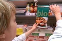 Předpona bio- láká zákazníky.