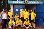 Vítězný tým Sendražic