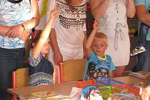 První školní den 2015 v Základní škole Cerhenice
