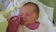 Prvním potomkem maminky Veroniky a tatínka Petra zRadovesnic I je dcera. Vanesa Vernerová se rozhlédla 25. října 2016 svýškou 51 centimetr a váhou 3200 gramů.