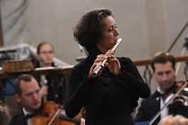 Už po sedmnácté se v kolínské synagoze konal Vzpomínkový koncert na památku kolínských odsunutých židů
