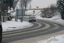 V úterý ráno byly silnice prakticky bez problémů sjízdné, jen samozřejmě vyšší dávka opatrnosti není od věci.