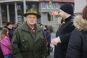 Plaňanští Junáci oslavili 25 let existence pochodem.