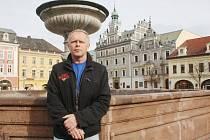 Organizátor závodu KVOK Václav Miler.