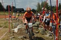 Biker Jakub Friml.