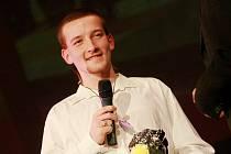Sportovec roku - kuželkář Filip Dejda