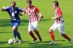 Z utkání FK Kolín - Kutná Hora (1:1, PK 5:4).
