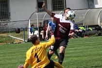 Z utkání FK Kolín U16 - Táborsko (0:2).