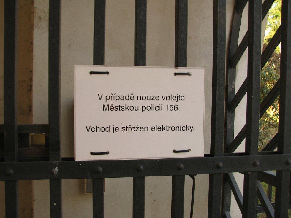 Kolínský zámek alias pivovar.