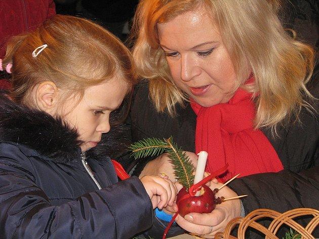 Vánoce na tvrzi v Nebovidech 2016
