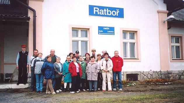 SDH Ratboř - historie a současnost