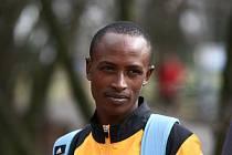 Vítězný Ngimba Jafari Ezekiel z Tanzánie.