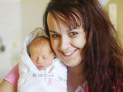 Barboře a Janovi Benešovým z Kutné Hory se 21. prosince narodila dcera Nelly, kdy měřila 47 centimetrů a vážila 2475 gramů.