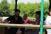 Sobotní jízdy výletním vláčkem na Kolínské řepařské drážce