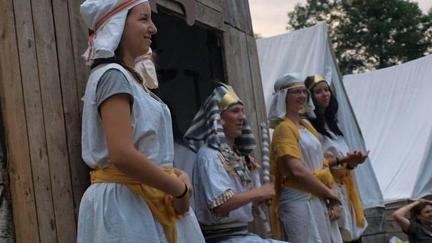 Fotografie z pionýrských táborů