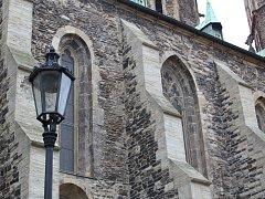 Chrám sv. Bartoloměje v Kolíně a jeho areál