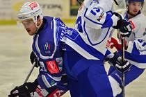 REPREZENTUJE. Hokejista Kolína Milan Valášek v současné době bojuje v dresu české reprezentace na univerziádě
