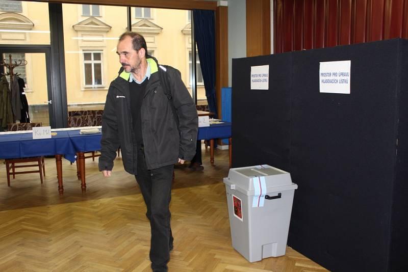 Volby do poslanecké sněmovny v Kolíně, okrsek 12