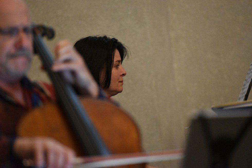 Koncert dvou členů Smetanova tria.