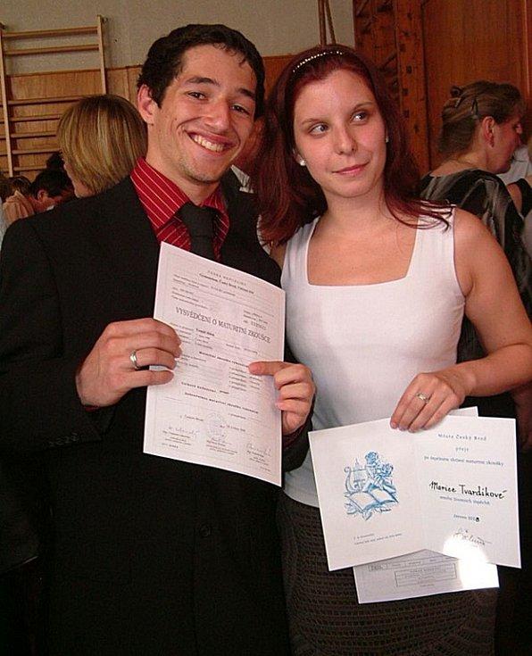 V Českém Brodě byly slavnostně ukončeny maturity
